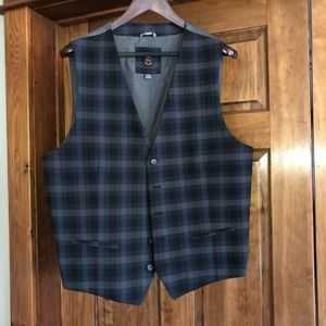 Wallin & Brothers vest